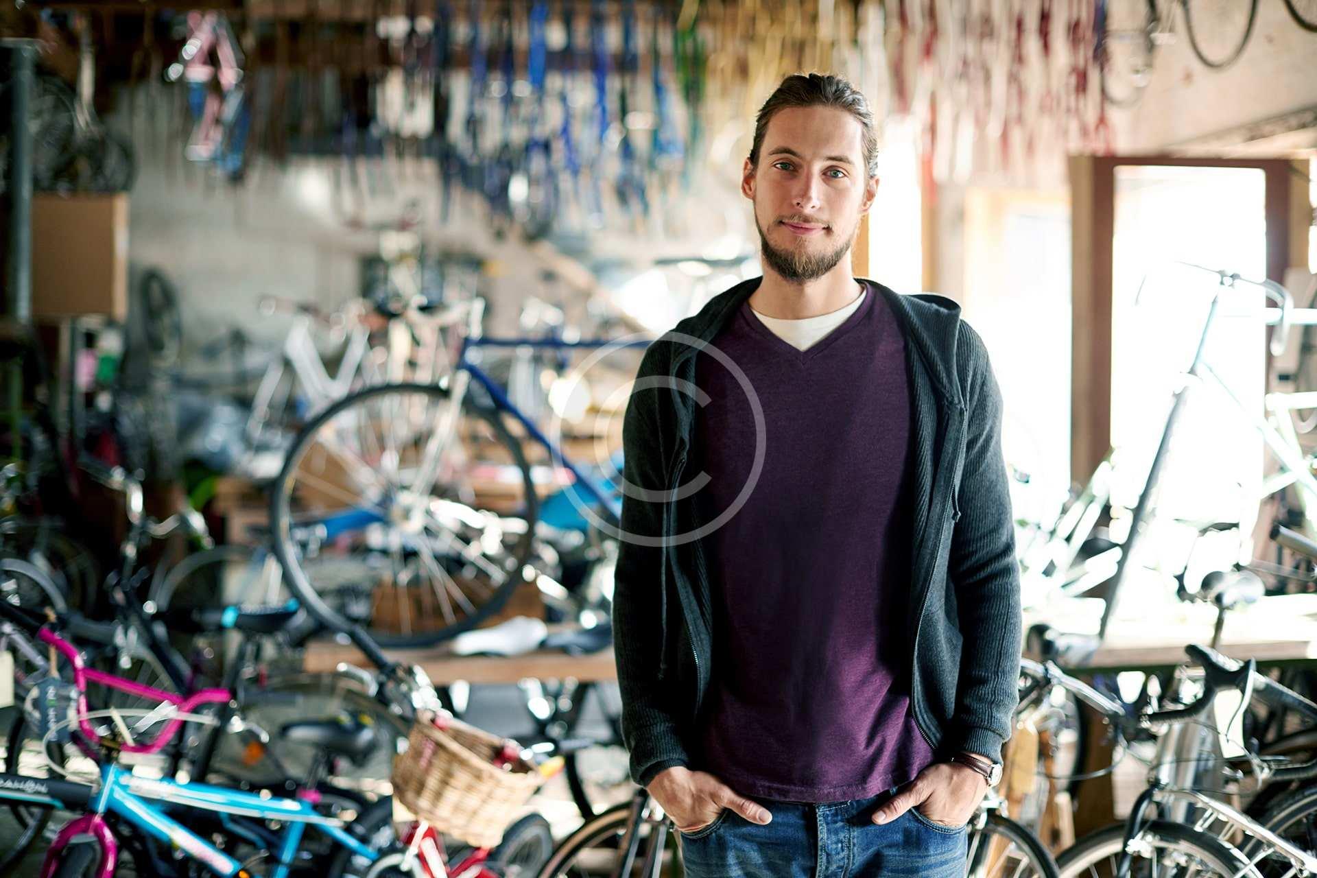 Bike durchchecken